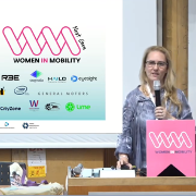 "אירוע ""Women in mobility next gen"""
