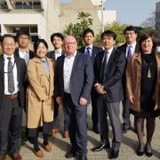 """מנכ""""ל Toshiba Memory מגייס סטודנטים מהפקולטה להנדסה באוניברסיטת תל אביב"""