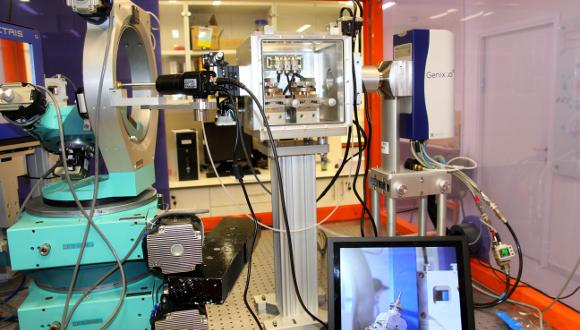 המעבדה לקריסטלוגרפיה לחומרים פונקציונלים