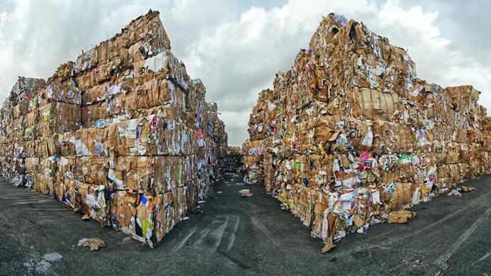 תמונה ממפעל נייר חדרה