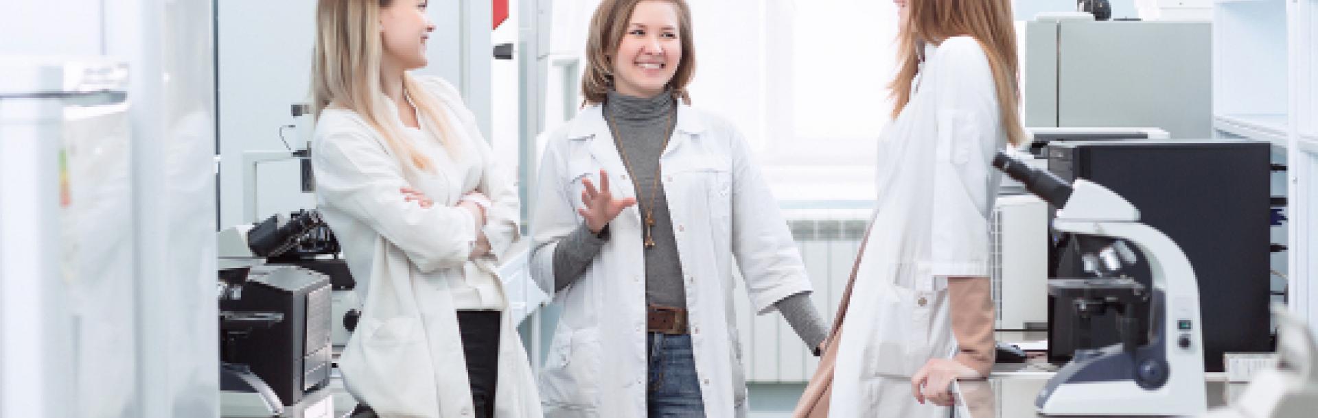 """ד""""ר גילי ביסקר הוזמנה לדבר על מחקרה, על ההישגים והאתגרים שלה בתחומי STEM"""