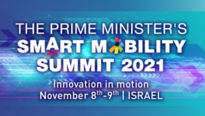 The Prime Minister's Smart Mobility Summit 2021