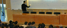 EE Seminar: Graph Algorithms for Distributed Networks