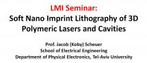 LMI Seminar: