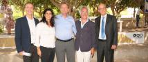 """טקס השקת מכון המחקר המתקדם בישראל למצוינות בספורט ע""""ש סילבן אדמס"""