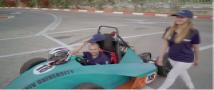 פרוייקט גיוס המונים - בניית מכונית מרוץ