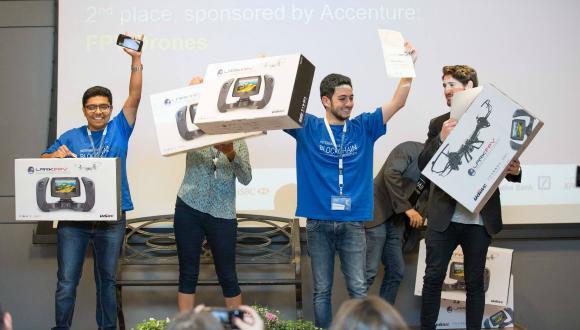 תחרות האקתון בלוקצ'יין הבינלאומי