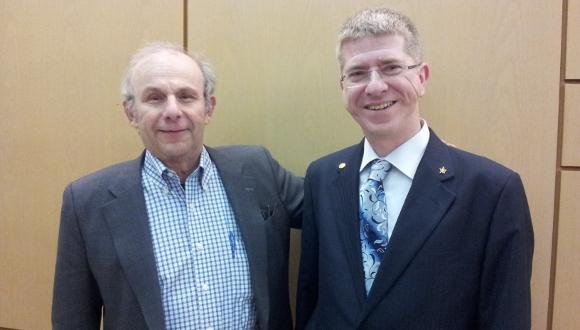 פרופ' זיידמן מועמד לתפקיד חבר הנאמנים של אוניברסיטת תל-אביב