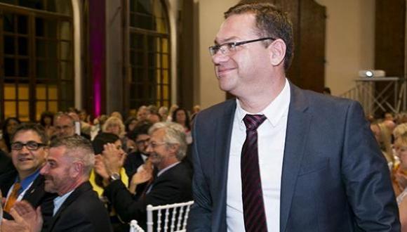 ברכות חמות לפרופ' עמית גפן על קבלת פרס קריירה