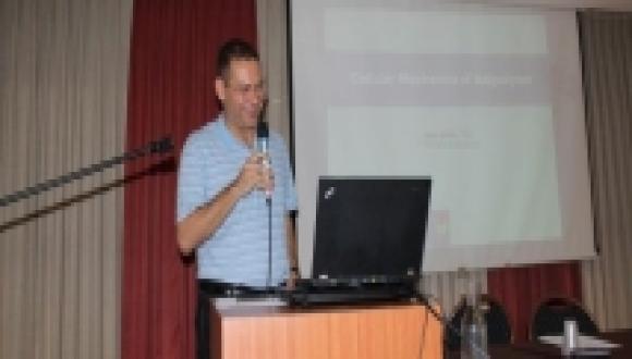 סמינר מחלקתי Prof. Lucas Máximo Alves