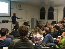 הרצאות של חוקרים וחוקרות מהפקולטה